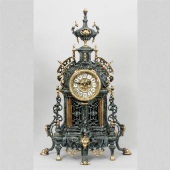 Часы каминные Virtus Экстра класс (арт. 5635)