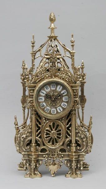 Часы каминные Virtus С ландышами (арт. 5390)