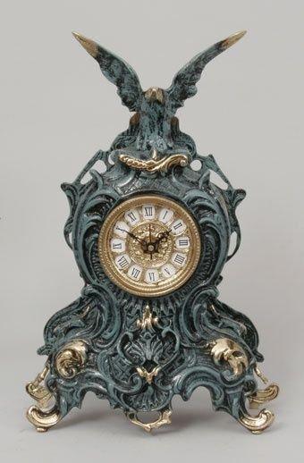 Часы каминные Virtus С орлом (арт. 5745)