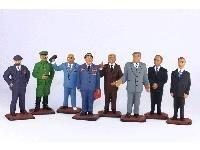 Исторические миниатюры солдатиков