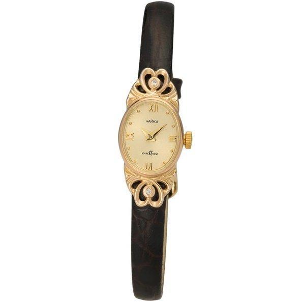 золотые женские часы Часы женские