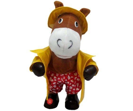Игрушка конь в пальто это конь
