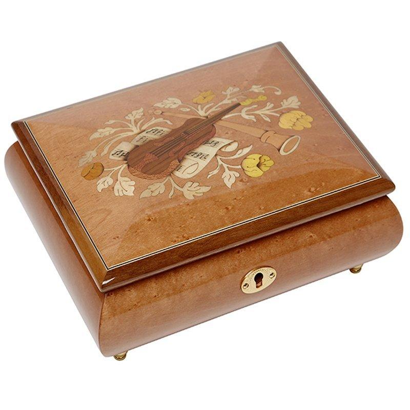 Шкатулка для ювелирных украшений арт. AW-01-013 от Artwood
