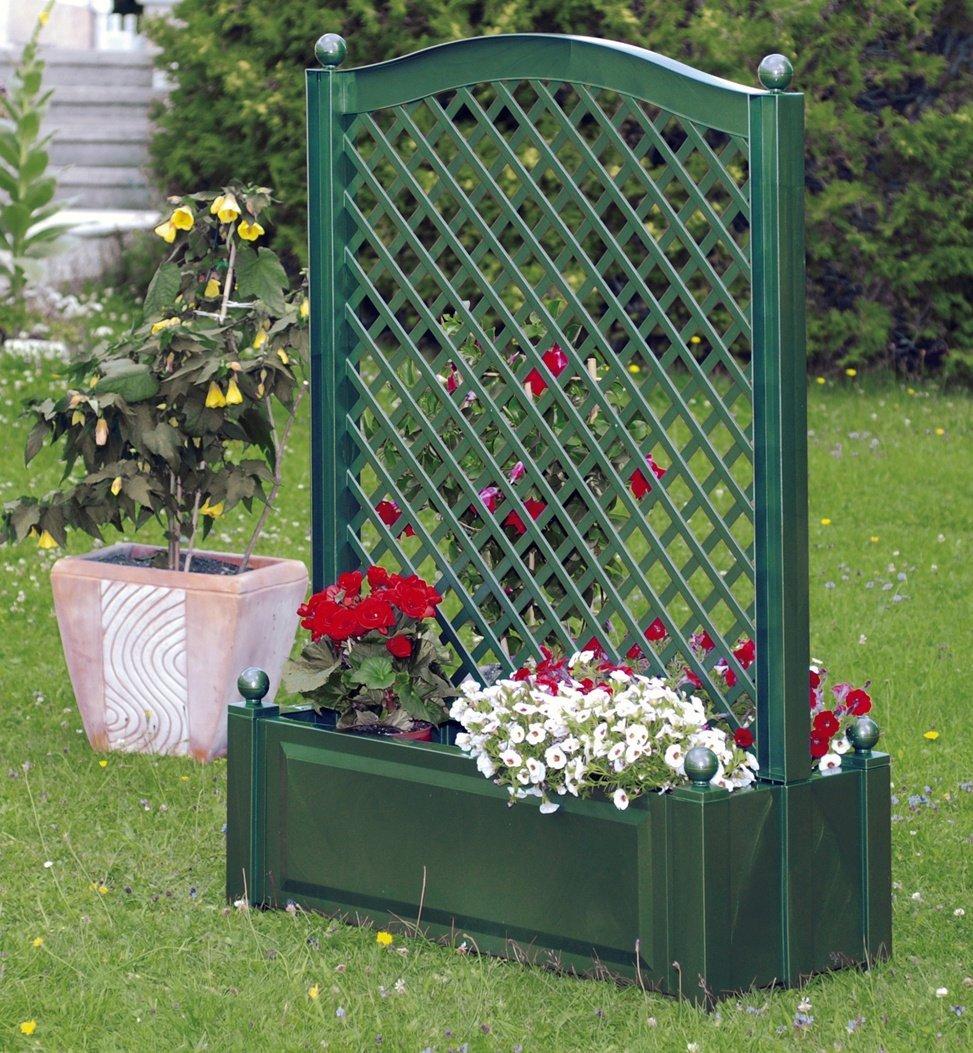 Фото шпалера для цветов