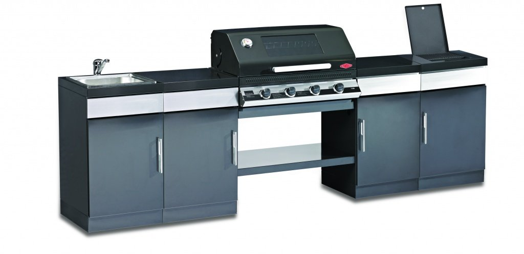 Кухня BeefEater Discovery 1100e 5 burner FULL
