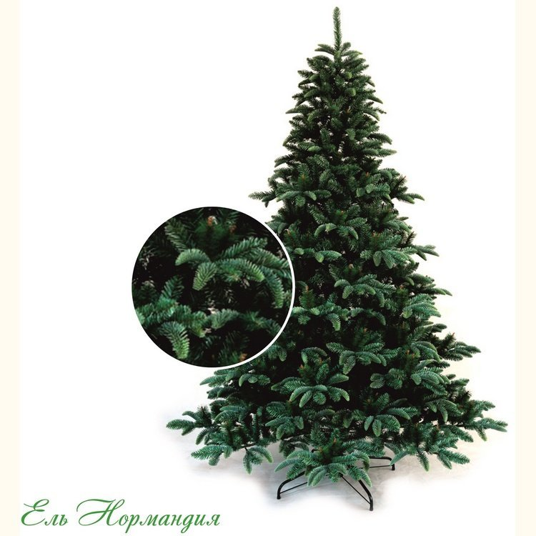Ель Classic Christmas Tree Нормандия 1.25 м зеленая Classic  Fir Normandy