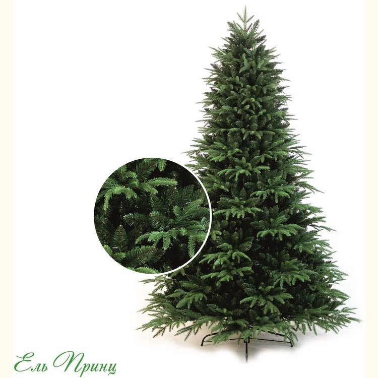 Ель Classic Christmas Tree Принц зеленая 1.55 м Classic Fir Pierce