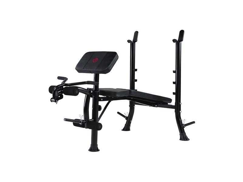 Стандартная силовая скамья BE1000 STANDARD BARBELL BENCH